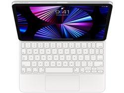 Apple Magic Keyboard for iPad Pro 11-inch (3rd gen) and iPad Air (4th gen) - USEnglish - White