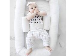 Babyhood Breathe Eze Sleep Positioner
