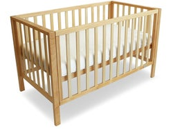 Babyhood Lulu 4-in-1 Cot - Natural
