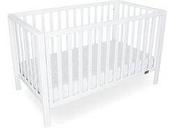 Babyhood Lulu 4-in-1 Cot - White
