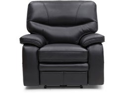 Baxter Leather Electric Recliner - Eclipse