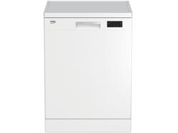 Beko 14 Place Setting White Freestanding Dishwasher - BDF1410W