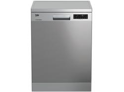 Beko 16 Place Setting Stainless Steel Freestanding Dishwasher - BDF1620X