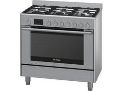 Bosch 90cm Dual Fuel Freestanding Oven - HSB738357AU