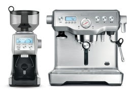 Breville the Dynamic Duo™ Coffee Machine - BEP920BSS