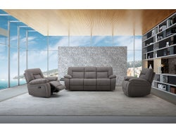Brooklyn Fabric 5 Seater Lounge Suite - Wrangler