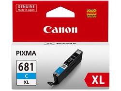 Canon CLI681XLC Cyan Ink Cartridge