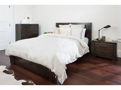 Charlie King 4 Piece Slat Bed Bedroom Suite