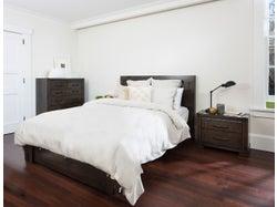 Charlie Queen 4 Piece Slat Bed Bedroom Suite