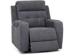 Chelsea Powered Recliner Chair - Dark Grey