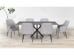 Elgin 7 Piece Dining Suite