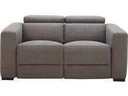 Euro Fabric 2 Seater Electric Recliner Sofa - Wrangler