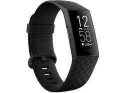 Fitbit Charge 4 Advanced Health and Fitness Tracker - Black Classic Band / Black Tracker