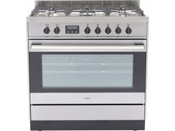 Haier 138L Freestanding Electric Oven Gas Cooktop - HOR90S9MSX1