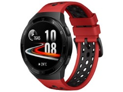 Huawei GT2E Smart Watch - Lava Red