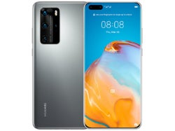 Huawei P40 Smartphone - Silver Frost