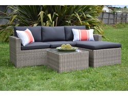 IOS Outdoor 3 Piece Lounge Setting