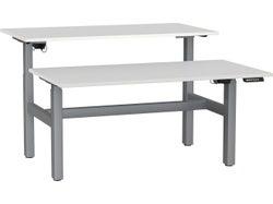 Knight Agile Electric 2-Column Shared Desk