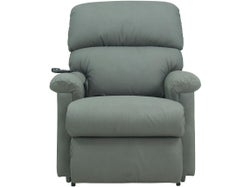 La-Z-Boy Summit Fabric Platinum Lift Chair - Dark Grey