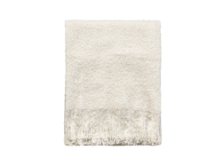 Limon Clara Acrylic Throw - Cream