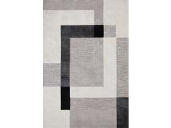 Limon Elauna Rug 160x230 - Natural/Grey