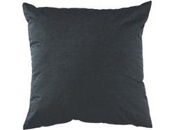Limon Emperor Velvet Charcoal Cushion