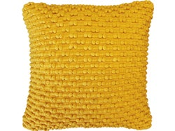 Limon Kaikoura Gold Yellow Cushion