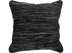 Limon Rakaia Black Cushion