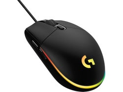 Logitech G203 LIGHTSYNC Gaming Mouse - Black