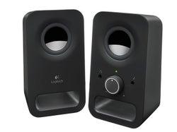 Logitech Z150 Black 2.0 Channel 3W Multimedia Speakers