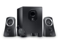 Logitech Z313 2.1 Channel 25W Multimedia Speakers