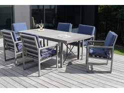 Maine Outdoor 7 Piece Dining Setting