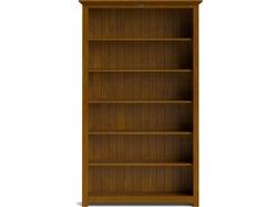 Marsden 2100x1200 Bookcase - Old Rimu