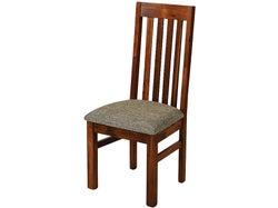 Merivale Dining Chair - Matte - Fabric Jake Pepper