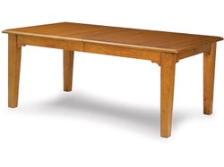 Mill-Yard 1300 Extension Dining Table - Aged Pine