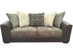 Nevada Fabric Sofa Bed - Queen
