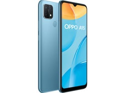 OPPO A15 - Mystery Blue