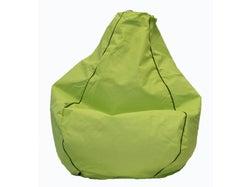 Outdoor Premium Canvas Bean Bag - Lime