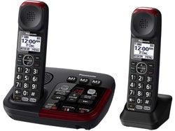 Panasonic KX-TGM422 Cordless Phone Twin Pack