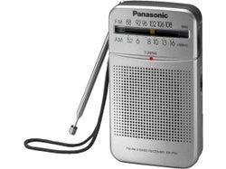 Panasonic Portable Radio - Silver