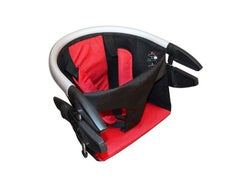 Phil & Teds Lobster Chair Black Red