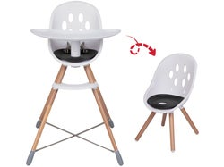 Phil&Teds Poppy™ v2 Wood High Chair (2020+)