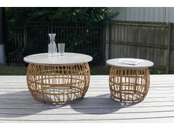 Riviera Outdoor Set of Tables