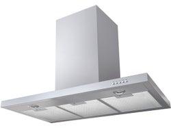 Robinhood 90cm Wall Canopy Slim LED Light Stainless Steel - RWE3CL9SS