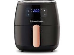 Russell Hobbs 5L Brooklyn Digital Air Fryer - Black/Copper