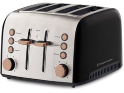 Russell Hobbs Brooklyn 4 Slice Toaster - Copper