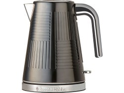Russell Hobbs Geo Steel Collection 1.7L Kettle - Black