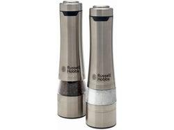 Russell Hobbs Salt & Pepper Mills - Silver