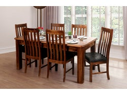 Rutherford 7 Piece Dining Suite - Matte