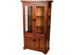 Rutherford Display Cabinet - Matte